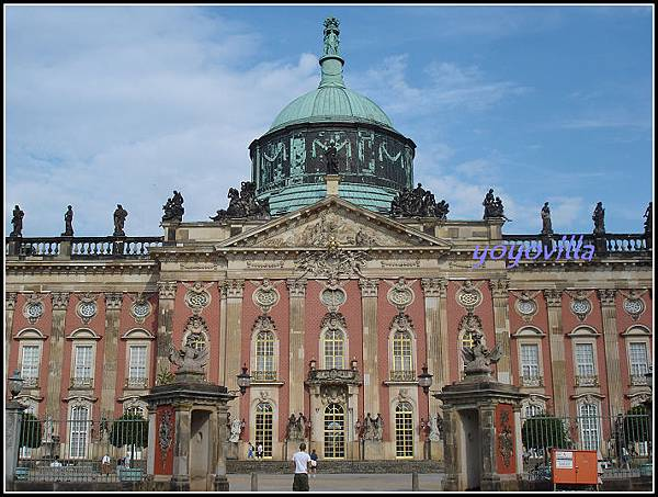 德國 波茨坦 新宮 Neues Palais, Potsdam, Germany