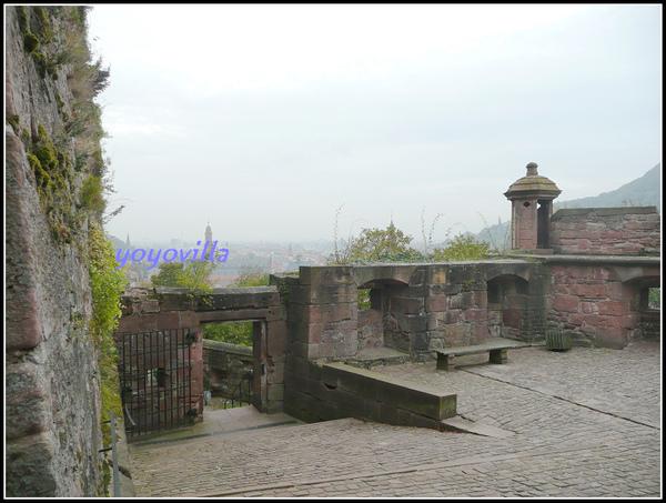 德國 海德堡 海德堡城堡 Heidelberger Schloss, Heidelberg, Germany