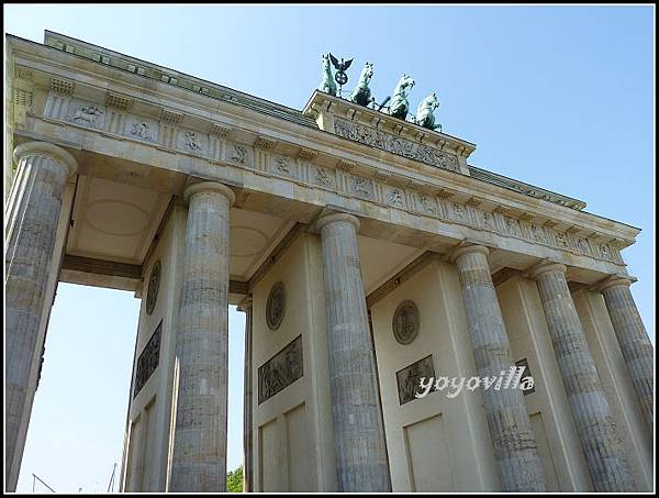 德國 柏林 布蘭登堡門 Brandenburger Tor, Berlin, Germany