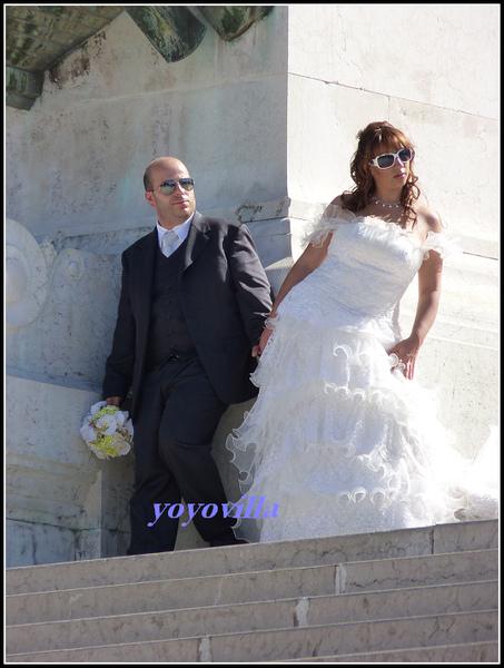 旅途中遇見的婚禮