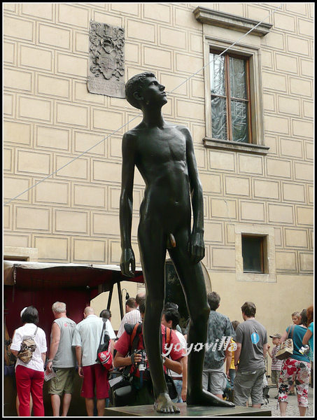 [捷克]布拉格 黃金小巷 Zlata ulicka, Prag, Czech Republic