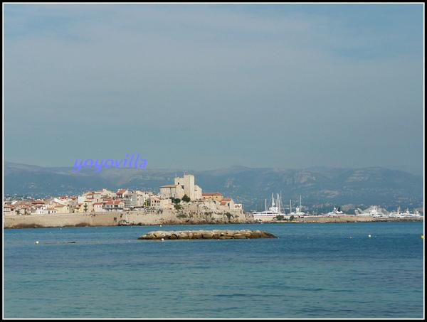 法國 蔚藍海岸 尼斯海邊 Nice, Côte d'Azur, France