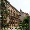 Alhambra, Granada 西班牙阿爾罕布拉宮 花園篇