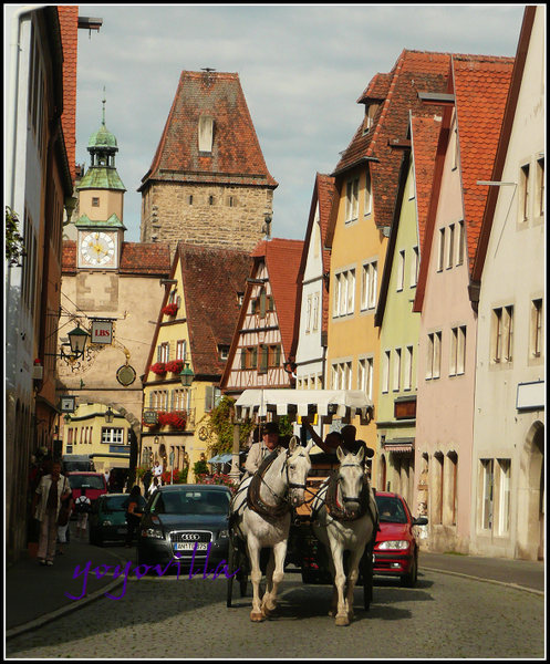 Rothenburg 德國羅騰堡