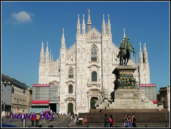 Milano (Mailand), Dom 義大利米蘭大教堂