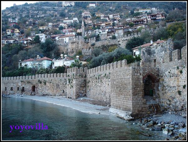 Alanya 土耳其 阿蘭雅