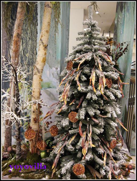 德國聖誕樹的裝飾 Christmas in Germany