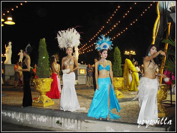 Pattaya  泰國葩達雅