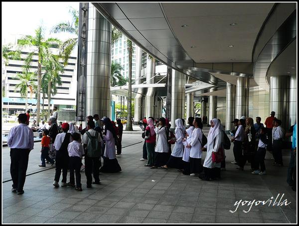 Twin Tower, Kuala Lumpur, Malaysia 馬來西亞 吉隆坡 雙子塔