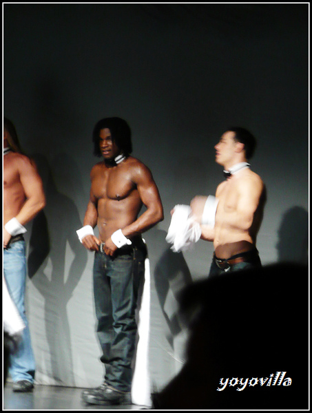 Chippendales 美國著名猛男秀 Chippendales