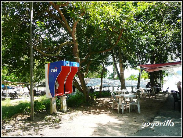 Langawi, Malaysia  蘭卡威的小漁港
