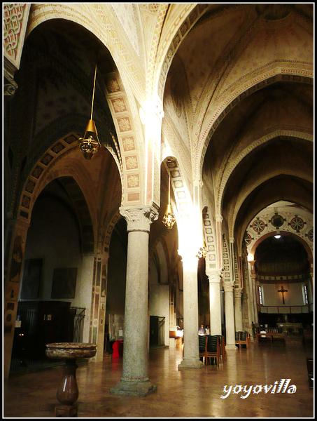 Milano 意大利米蘭 聖瑪利亞感恩修道院 Santa Maria delle Grazie。
