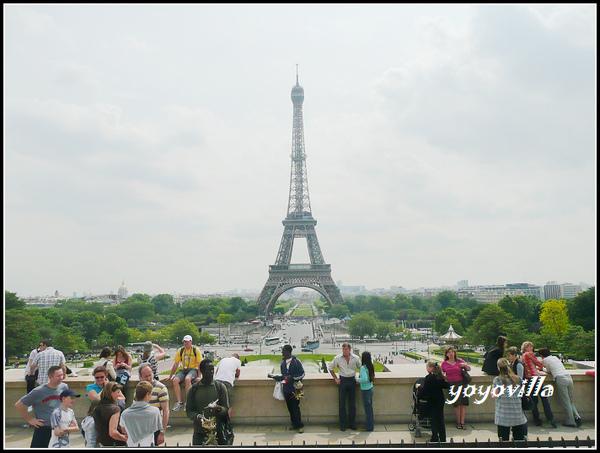 Tour Eiffel, Paris, France 法國巴黎 艾菲爾鐵塔