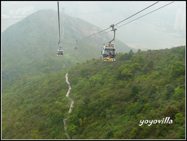 昂坪纜車 Hong Kong