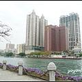 台灣高雄 愛河 Love River, Kaohsiung, Taiwan