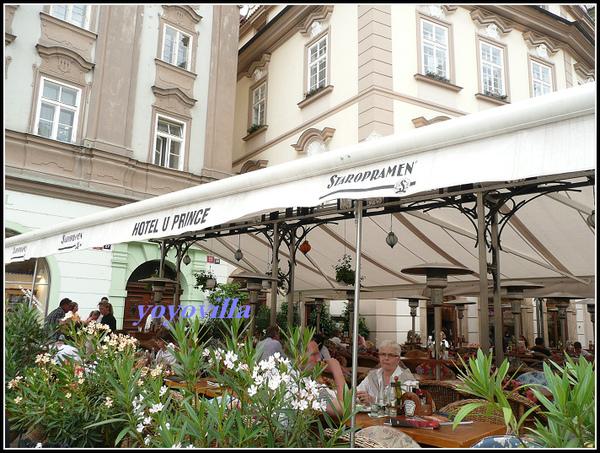 捷克 吃在布拉格 Prag, Czech Republic