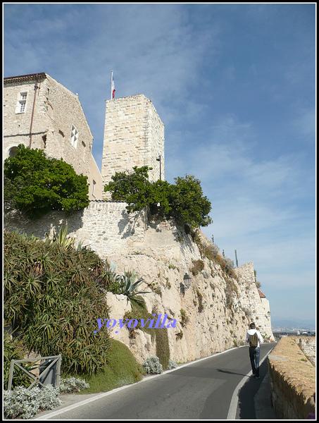 法國 蔚藍海岸 昂蒂布 Antibes, France