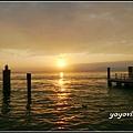 意大利 加達湖 Lazise, Lake Garda, Italy