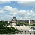 法國 巴黎 羅浮宮的油畫 Louvre, Paris