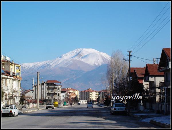 土耳其 伊斯帕爾塔 Isparta, Turkey