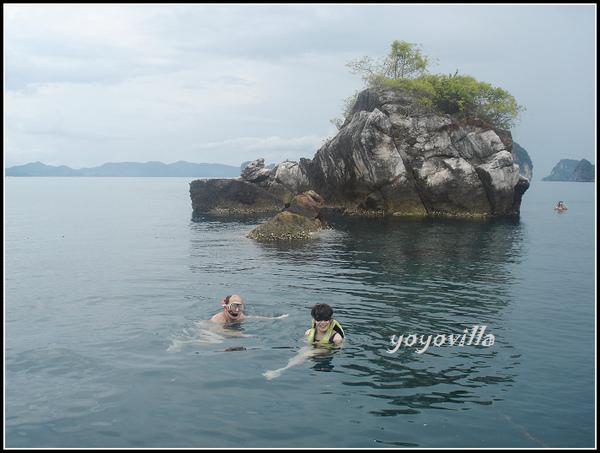 泰國 克拉比 小島 Krabi, Thailand