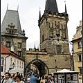 捷克 布拉格 查理大橋 Karluv Most, Prag