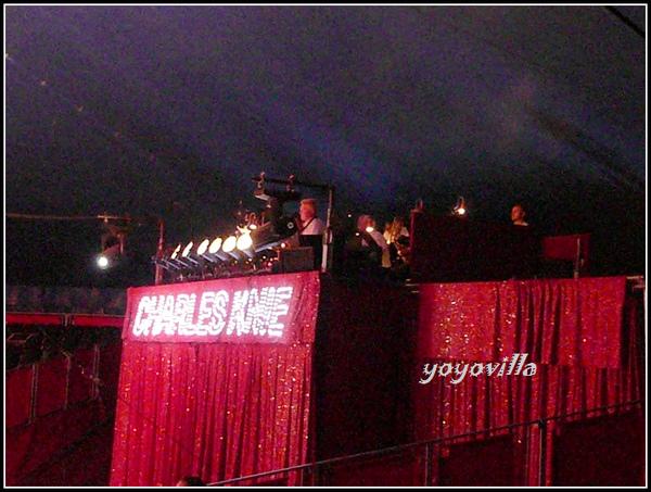 歐洲的馬戲團 circus, Germany