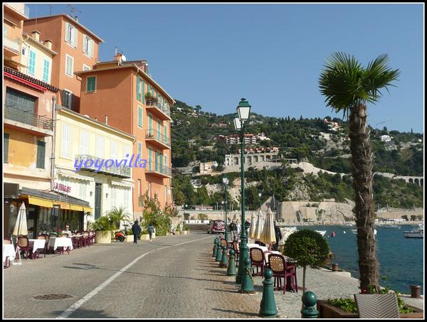 法國 蔚藍海岸 維拉弗朗西 Villefranche-sur-Mer, France