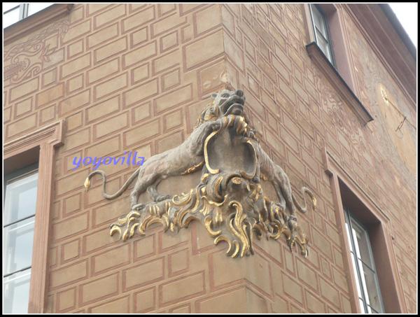 波蘭華沙 老城廣場 Old town spuare, Warsaw, Poland