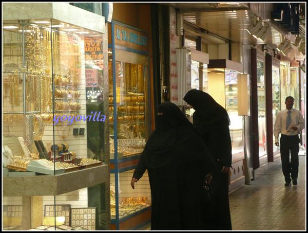 阿拉伯聯合大公國 杜拜 Gold Market, Dubai, UAE