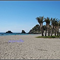 Almunecar, Spain 阿爾穆涅卡爾,安塔盧西亞,西班牙