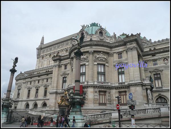 法國巴黎 歌劇院 Opera Hause, Paris, France
