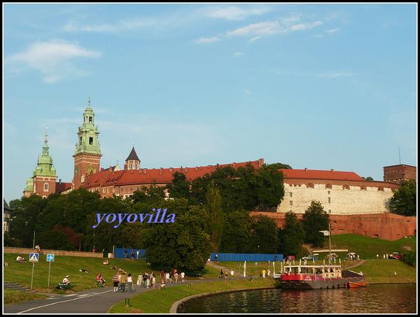 波蘭 克拉科夫 瓦維爾大教堂 Wawel, Krakow, Poland