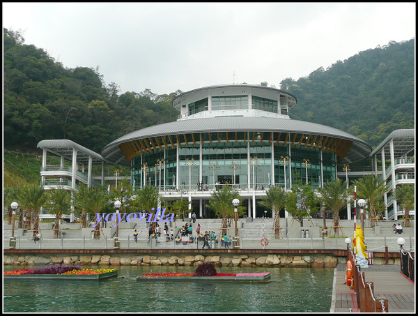 [台灣] 日月潭 九族文化村 Sun Moon Lake, Nantou, Taiwan