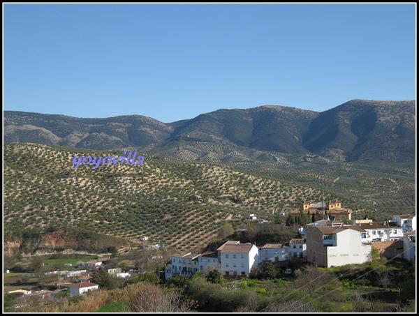 西班牙 安塔盧西亞 Priego de Cordoba, Andalusien, Spain
