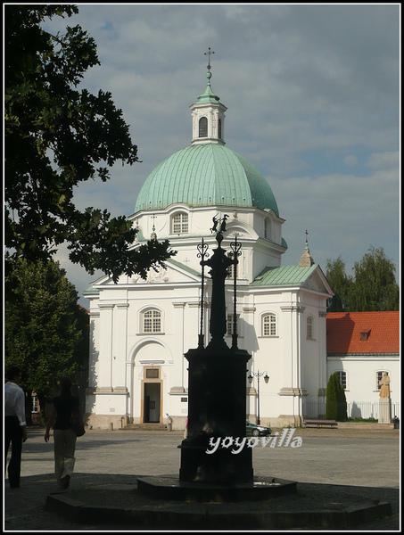 波蘭 華沙 新城區 New Town, Warsaw, Poland