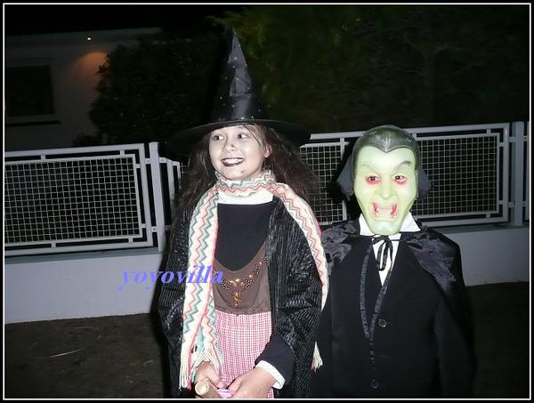 德國的萬聖節 Halloween, Germany