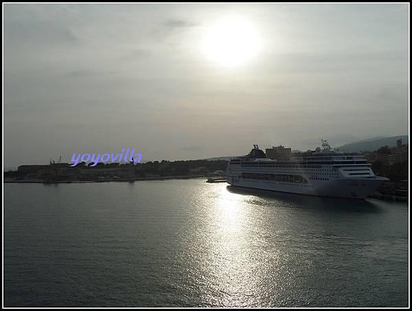 遊輪遊歐洲 Cruising, NCL