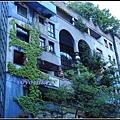 奧地利 維也納 百水公寓 Hundertwasserhaus, Wien