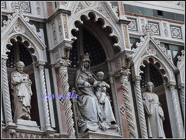 意大利 佛羅倫斯 大教堂 Cattedrale di Santa Maria del Fiore, Florence, Italy