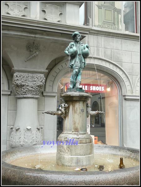 瑞士 盧森 (琉森) Luzern, Swissland
