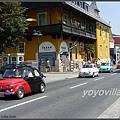 奧地利 古董飛雅特車隊 Fiat