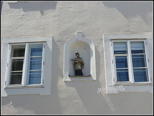 德國 帕紹 市區觀光 Passau, Germany