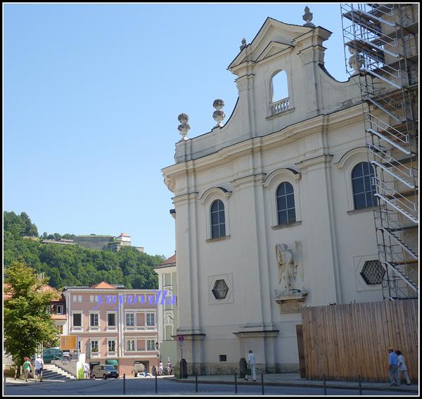 德國 帕紹 大教堂 Dom St. Stephan, Passau, Germany