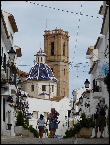 西班牙 阿堤亞 Altea, Alicante, Spain