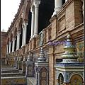 西班牙 賽維利亞 西班牙廣場 Plaza de Espana, Sevilla, Spain
