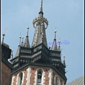 波蘭 克拉科夫 聖母聖殿 Kościół Mariacki ( St. Mary's Basilica ), Krakow, Poland