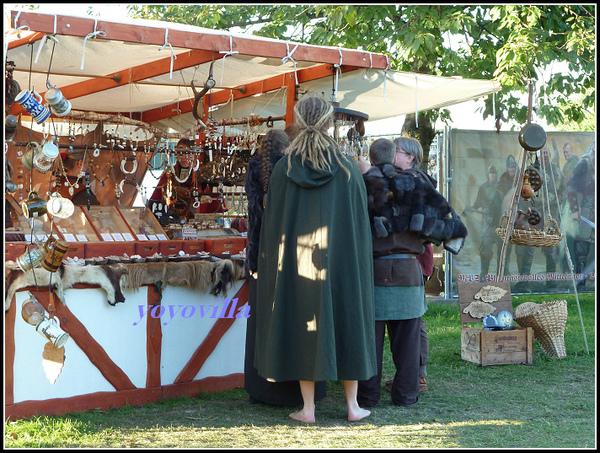 德國 仿中古世紀園遊會 Germany