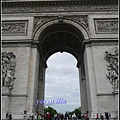 法國 巴黎 凱旋門 Arc de Triomphe, Paris, France