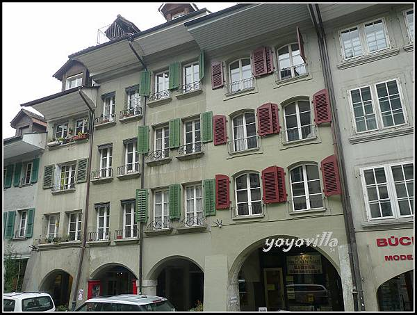 瑞士 伯恩 市區觀光 Bern, Swissland